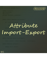 Attribute Import-Export for Magento 1